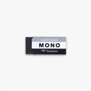 Tombow - Tombow Mono Siyah Small Silgi PE-01AB