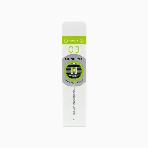 Tombow MONO-WX 0.3 mm H 20'li Min (Uç) XC R3-WX H LIV