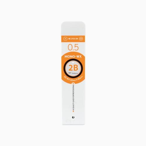 Tombow MONO-WX 0.5 mm 2B 40'lı Min (Uç) XC R5-WX 2B LIV