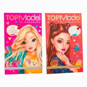 Top Model - Top Model 340 Sticker OMG 048574_A 0551