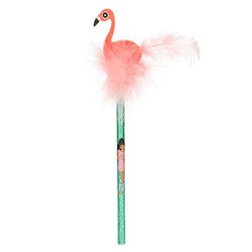 TOP MODEL Flamingo Silgili Kurşun Kalem