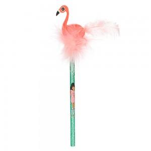 TOP MODEL Flamingo Silgili Kurşun Kalem - Thumbnail