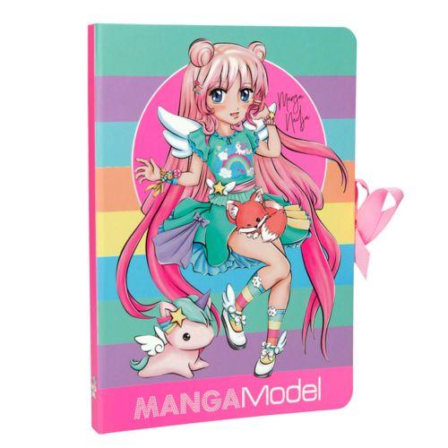 TOP MODEL Manga Nadja Defter Set 046584_A 8533