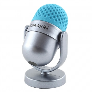 Top Model - TOP MODEL Mikrofon Silgili Kalemtraş 3462