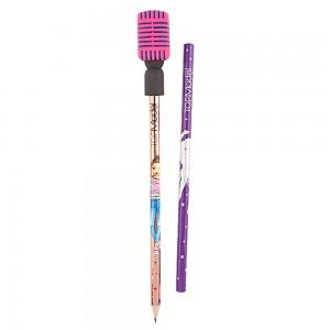 Top Model - TOP MODEL Mikrofon Silgili Kurşun Kalem (1)