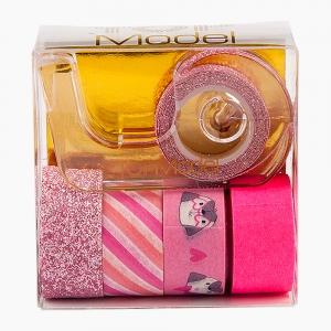 Top Model - Top Model Mini Dekoratif Bant Seti Pembe 048867_A 5424