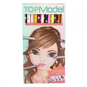 Top Model - TOP MODEL Renkli Kalem Seti 8071