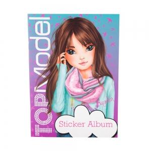 Top Model - Top Model Sticker Album 7468_A 3516