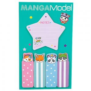 Top Model - TOP MODEL Yapışkanlı Not Kağıt Seti (1)