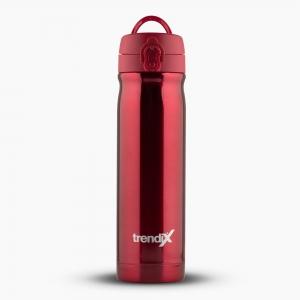 Trendix - Trendix Çelik İçli Matara-Termos 500ml Kırmızı U5000-KI 0271