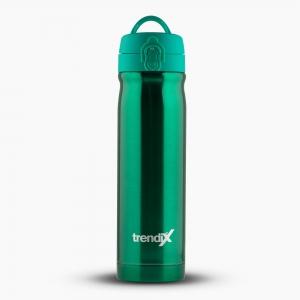 Trendix - Trendix Çelik İçli Matara-Termos 500ml Ördek Yeşili U5000-OY 7186