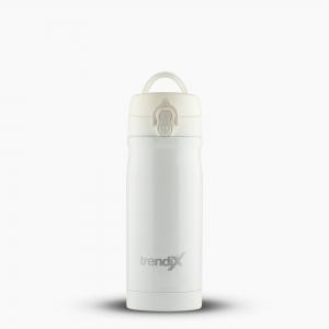 Trendix - Trendix Çelik İçli Matara-Termos 350ml Beyaz U1800-BE 7292