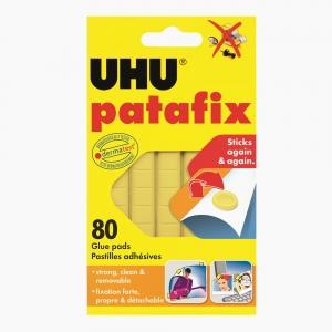 UHU - UHU Patafix 80 Ad. Sarı Hamur Yapıştırıcı 44390 3905