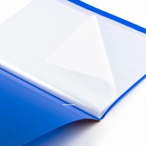 Umix - Umix A4 10 Poşetli Basic Sunum Dosyası Gri U1141P 4198 (1)
