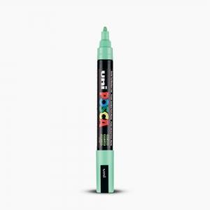 Uni - Uni POSCA 1.8-2.5mm Boyama Markörü PC-5M Açık Yeşil 6216