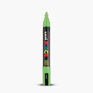 Uni - Uni POSCA 1.8-2.5mm Boyama Markörü PC-5M Elma Yeşili 6853