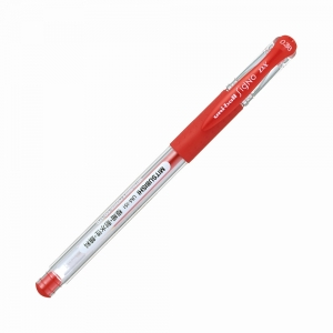 Uni - Uniball Signo DX 0.38 Ultra-Fine Jel Kalem Kırmızı UM-151 2856