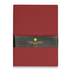 Victorias Journals - Victoria's Journal Bullet Journal Dot (Noktalı) Defter Kırmızı