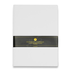 Victorias Journals - Victoria's Journal Bullet Journal Dot (Noktalı) Defter Beyaz