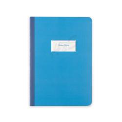 Victoria's Journals - Victoria's Journal Mavi Sarta Pastel 14X20cm 48 Yaprak Çizgili Defter