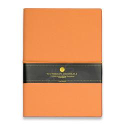 Victorias Journals - Victoria&'s Journal Bullet Journal Dot (Noktalı) Defter Turuncu