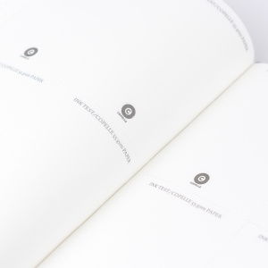 Victoria's Journals Copelle A5 Dot (Noktalı) 55 gr Dolma Kalem Uyumlu Journal Dark Grey - Thumbnail