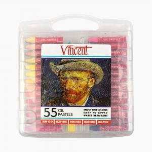 Vincent - Vincent 55 Renk Yağlı Pastel Boya 6889