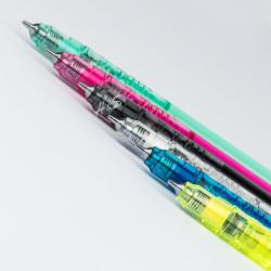 Zebra Delguard Light Mekanik Kurşun Kalem 0.5 mm Neon Sarı 0454 - Thumbnail