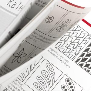 Zig Kuretake - ZIG Kaledolines Kitap (İngilizce) 2759 (1)