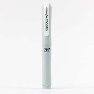 Zig Kuretake - ZIG Kuretake Cocoiro Letter Pen Gövdesi LPC-09S Frosty Grey 0514