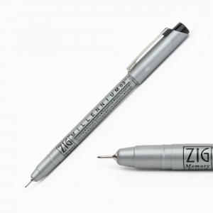 Zig Kuretake - Zig Kuretake Millennium 0.3 Teknik Çizim Kalemi 7597
